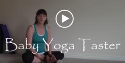 Free Yoga Videos Baby Yoga Taster