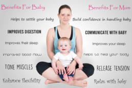 benefits of baby yoga